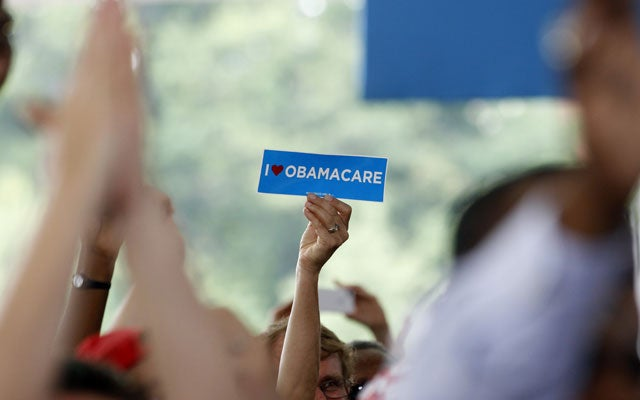 For Congress, Obamacare Finally Hits Home