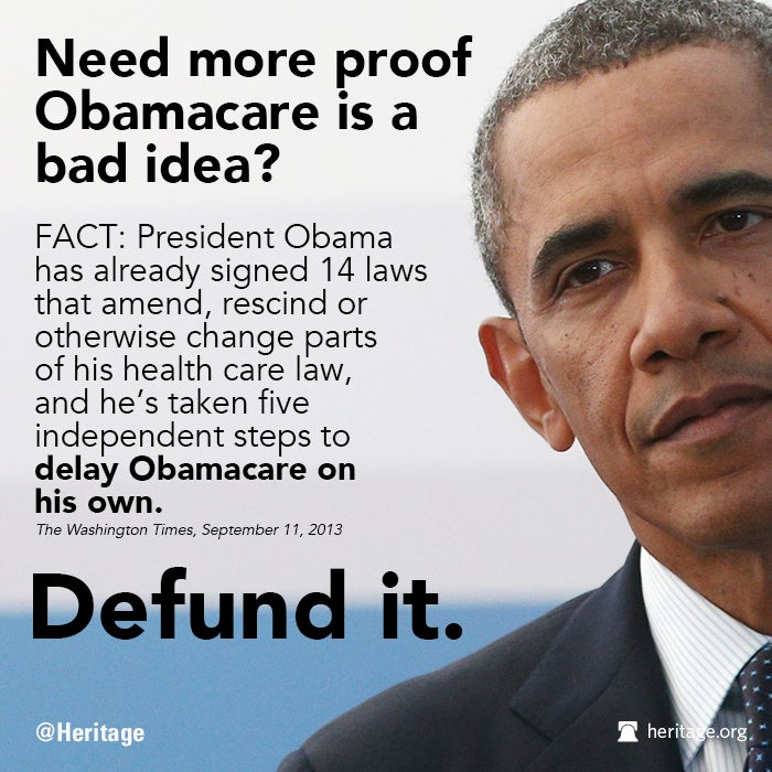 Obamacare delays