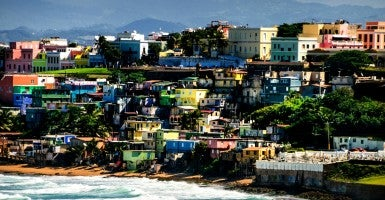 There is no reason Congress has to pass legislation addressing Puerto Rico's crisis. (Photo: istockphoto)