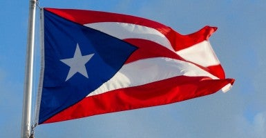 Commonwealth of the island of Puerto Rico (Photo: Arnold Drapkin/ZUMA Wire / Newscom)