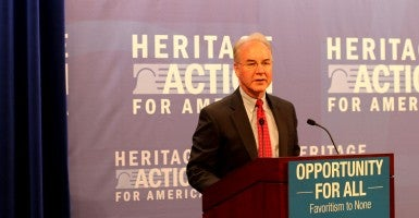 Rep. Tom Price, R-Ga. (Photo: Nathaniel Yellis)