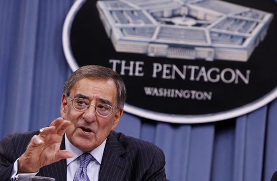 Panetta-Pentagon-1-27-12