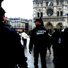 Police outside Notre Dame - Paris, France (Photo: Panoramic/ZUMA Press/Newscom)