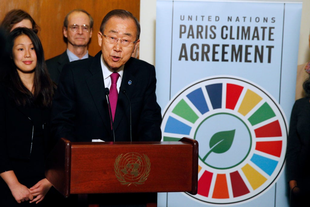 Why Trump Can And Should Pull Out Of Paris Climate Change