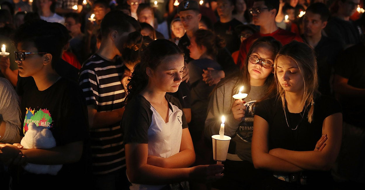 Father of Parkland Victim on What Could Have Stopped the Tragedy