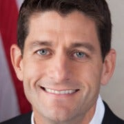 Portrait of Speaker Paul Ryan