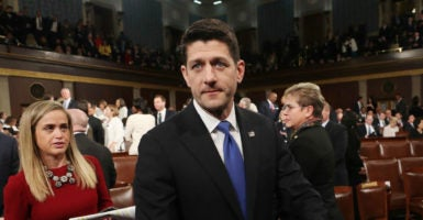House Speaker Paul Ryan led the Republican effort to pass a full repeal of Obamacare in 2016 that was ultimately vetoed by President Barack Obama. (Photo: Pool/Reuters/Newscom)