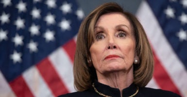 Pelosi impeachment articles Trump mistake