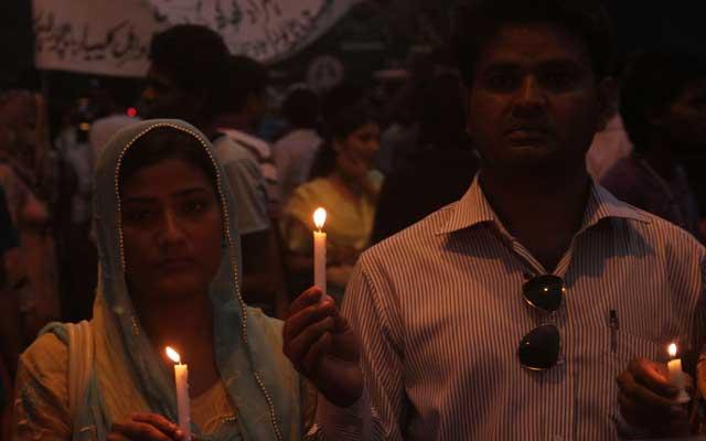 Rana Sajid Hussain/Sipa USA/Newscom