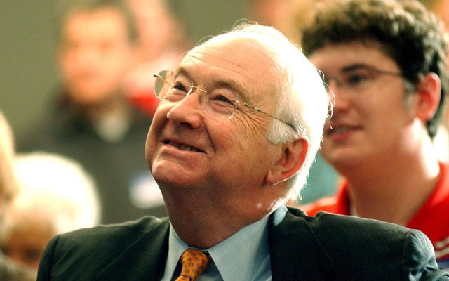 Phil Gramm. (Photo: Steve Pope/EPA/Newscom)