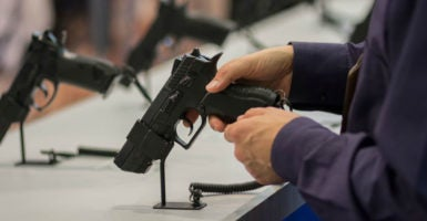 After record-breaking sales during the Obama  years, gun sales have finally slowed since the 2016 election. (Photo: iStock Photos)