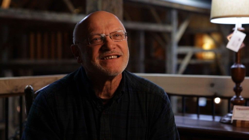 Wayne Hepler, Owner, Seneca Hardwood