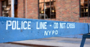 """Stop and frisk"" procedures in New York City helped bring the city's murder rate down from 2,200 to about 300 before the practice was ruled unconstitutional. (Photo: iStock Photos)"