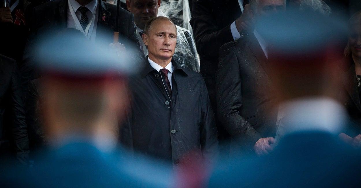 Putin, Rusia