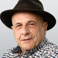 Portrait of Roger Simon