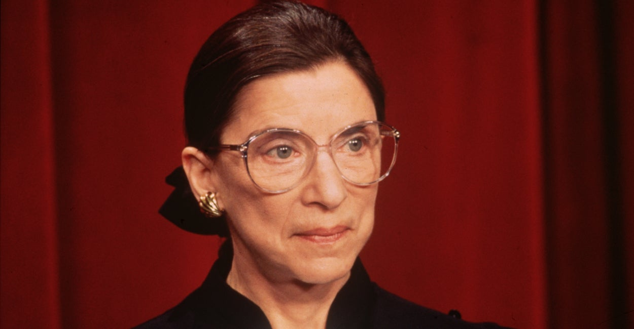 Why Ginsburg Fought Discrimination 'On the Basis of Sex,' Not Gender Identity