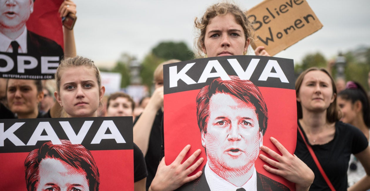 Problematic Women: Another Baseless Accusation Against Brett Kavanaugh