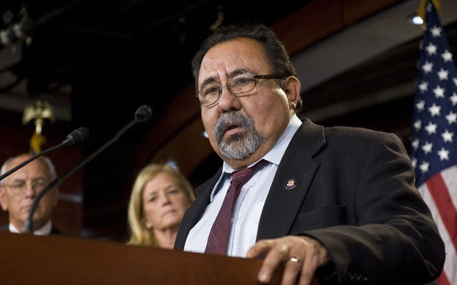 Rep. Raul Grijalva, D-Ariz. (Photo: Bill Clark/Roll Call Photos/Newscom)