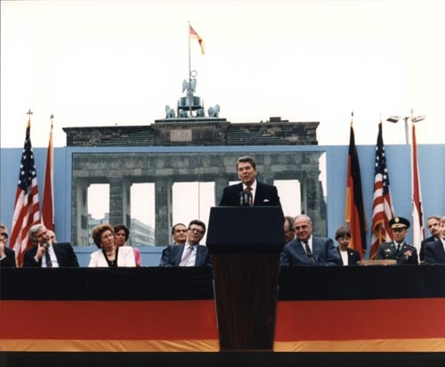 "The Culmination of Reagan's Foreign Policy: ""Tear Down This Wall!"""