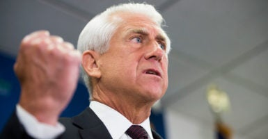 "Rep. Dave Reichert, R-Wash., hopes his law enforcement experience gives him the credibility to help find solutions to a ""policing crisis"" in America. (Photo: Bill Clark/CQ Roll Call/Newscom)"