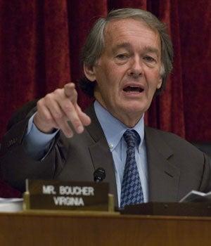 Rep. Edward Markey (D-MA)