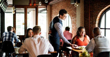 New Minimum Wage Law Puts Dc Restaurants In A Bind