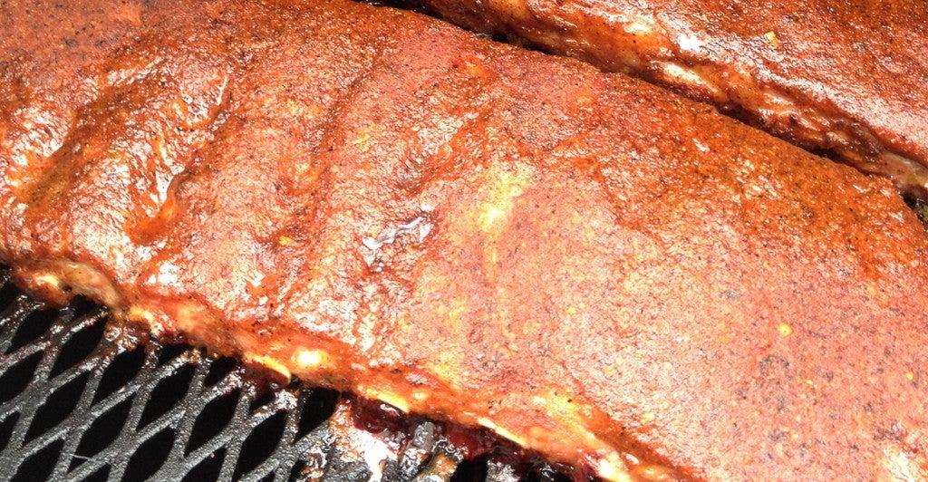 Pork Barrel BBQ ribs. (Photo: Courtesy Pork Barrel BBQ)