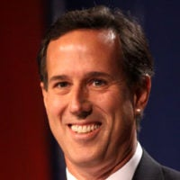Portrait of Rick Santorum