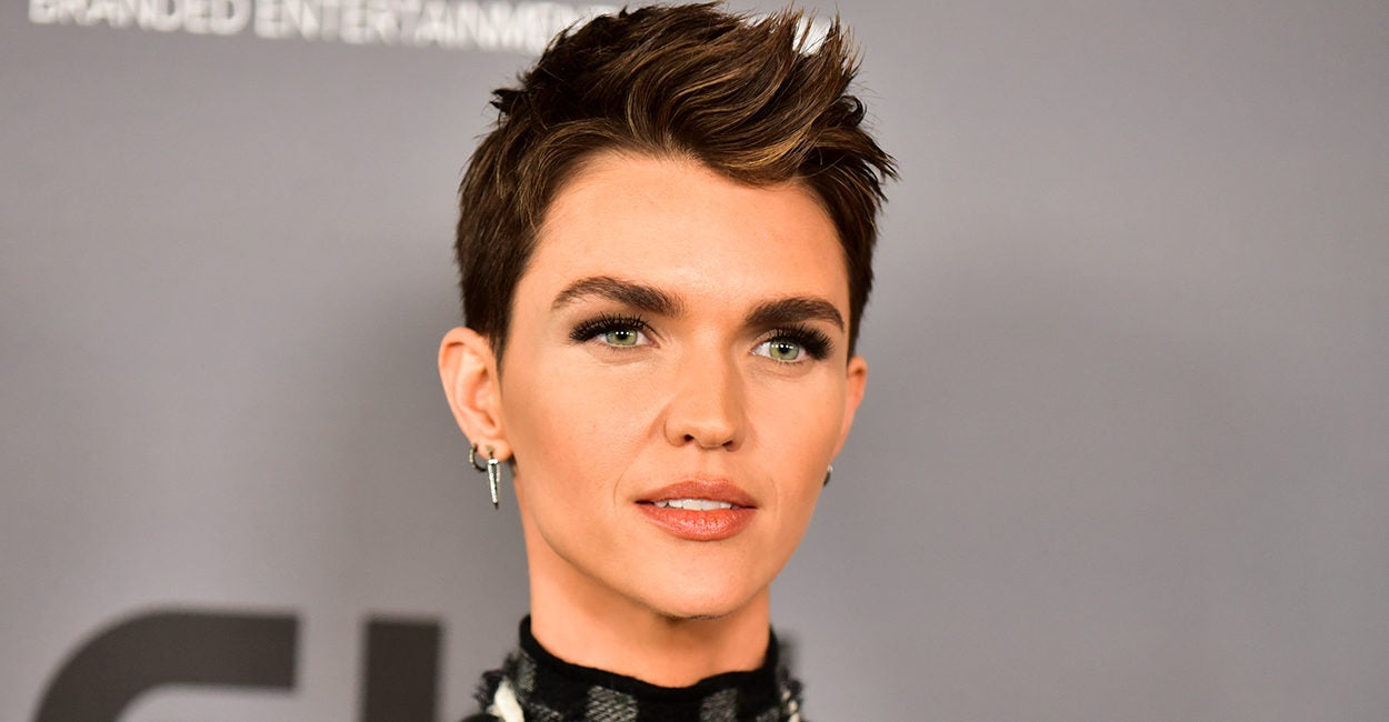 'Batwoman' Actress Ruby Rose Is Happy She Didn't Transition to a Man