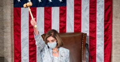 Rules Nancy Pelosi