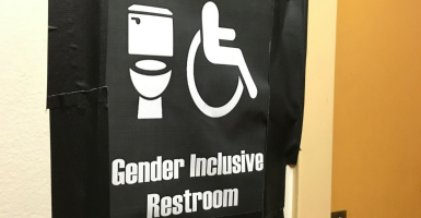 A Virginia school board asks the Supreme Court to settle the transgender bathroom debate. (Photo: Hyungwon Kang/Reuters/Newscom)