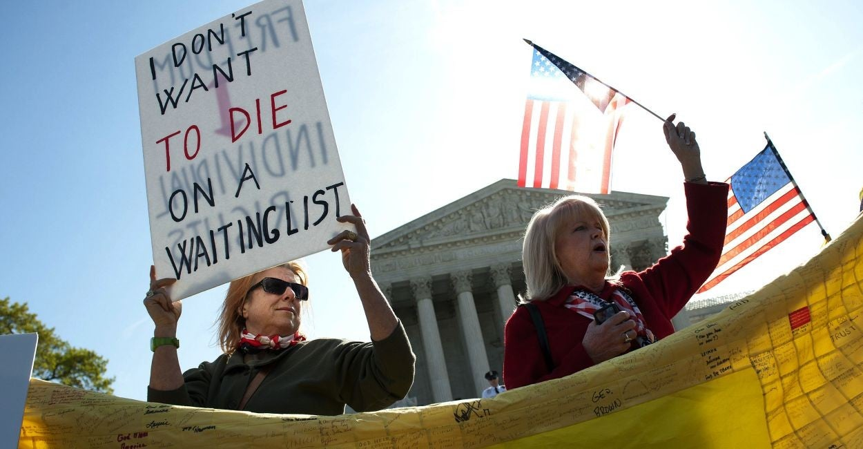 Obamacare Could be Heading to the Supreme Court (Again)