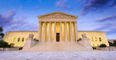 The Supreme Court heard oral arguments on Wednesday in a religious liberty case between a Lutheran church and the state of Missouri. (Photo: iStock Photos)