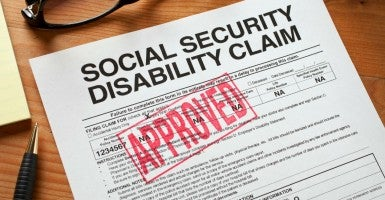 """If a working person with disabilities on Social Security disability insurance gets a $100 raise that puts them over the SGA level, they could subsequently lose $1000 in benefits"" (Photo: istockphoto)"