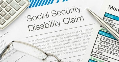 According to the Social Security Trustees 2015 annual report, released today, the Disability Insurance Trust Fund will run out of money next year. (Photo: istockphoto)