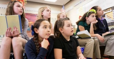 If the Supreme Court of the United States accepts its motion for extension, one school district in Colorado could have fired the shot that results in educational opportunity for thousands of children across America. (Photo: Hill Street Studios Blend Images/Newscom)
