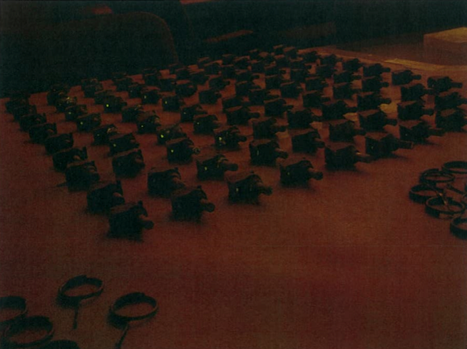 Grenade fuse assemblies received by ATF in January 2010.