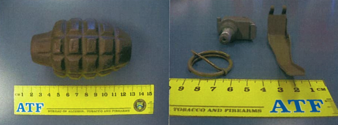 US Lawmen Let Drug Cartels' Grenade Trafficker Move Freely