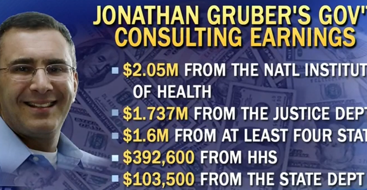 Obamacare Quotes Gruber Obamacare Quotes