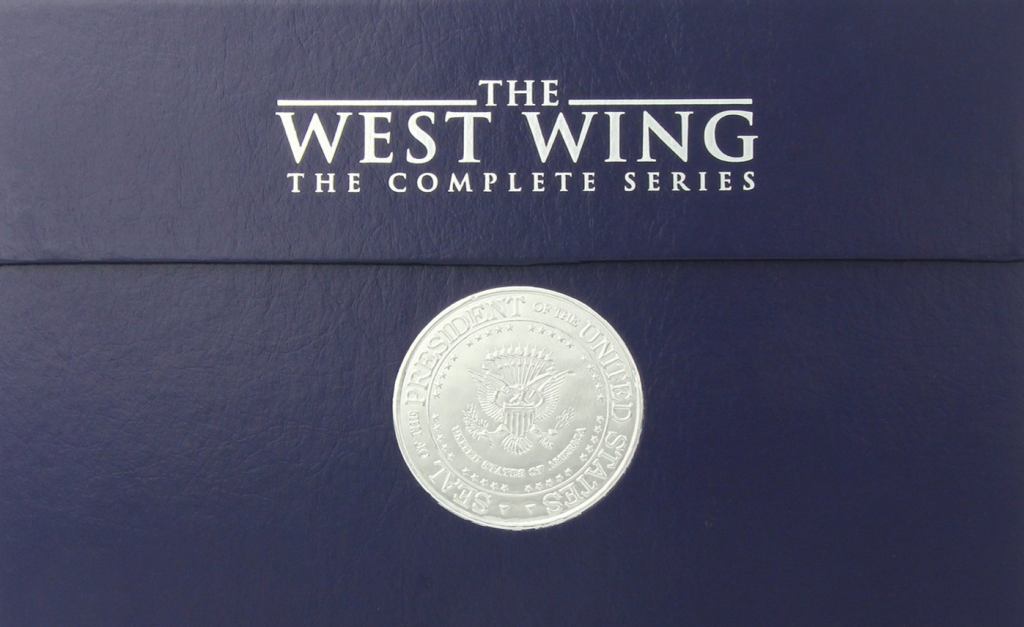 Photo: Amazon Product Image, 'The West Wing: The Complete Series Collection'