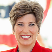 Portrait of Sen. Joni Ernst