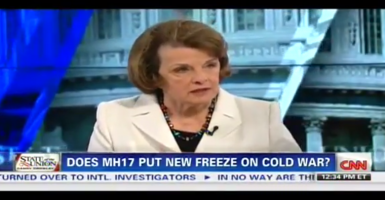 Sen. Dianne Feinstein says Vladimir Putin needs to  man up    YouTube