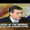 Sen. Ted Cruz says Democrats are holding unaccompanied min