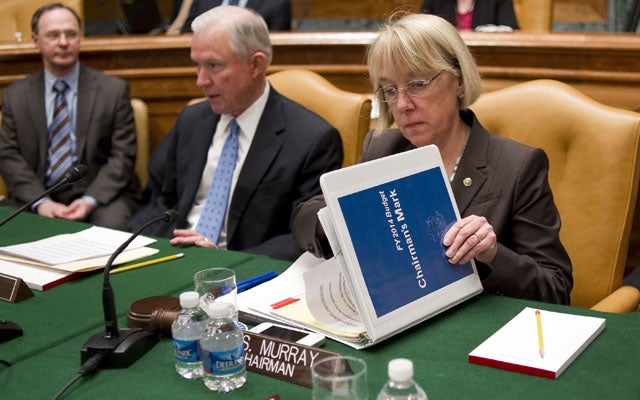 Senate Budget Reaffirms that Democrats Are the Party of Tax and Spend