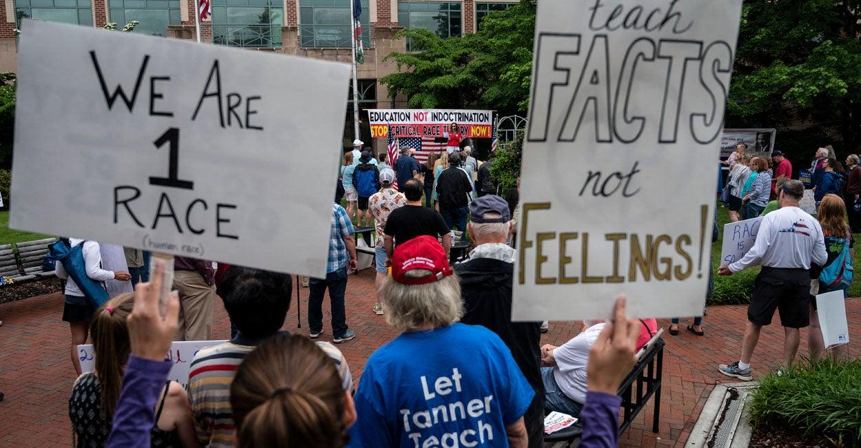 'It Feels Like the School Board Is Dividing Us,' Virginia Mom Says