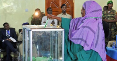 Somalia's Election