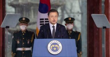 Japanese–South Korean relations width=