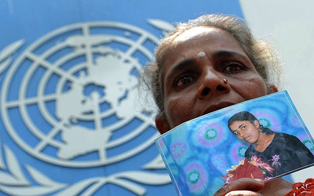 ISHARA S.KODIKARA/AFP/Getty Images/Newscom