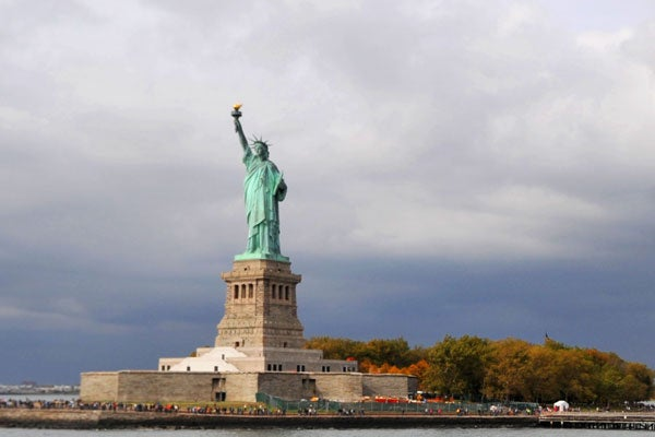 Statue-of-Liberty NY