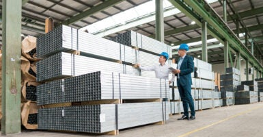 Steel Aluminum Import Europe width=